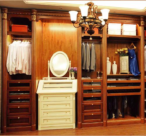 凡尔赛宫 定做衣柜