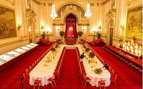 利百佳橱柜跟随习主席华光看看英国王家的厨房装修