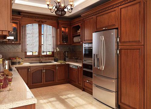 旧厨房改造,装的好更要装的巧