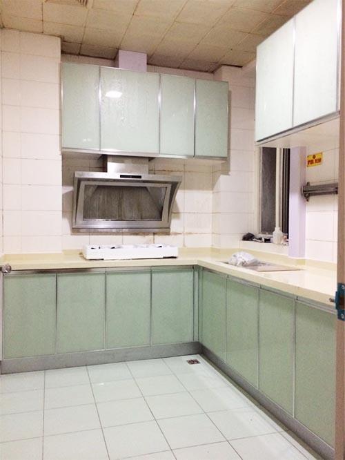 旧厨换新颜——鑫天佳园老客户厨房改造案例分享