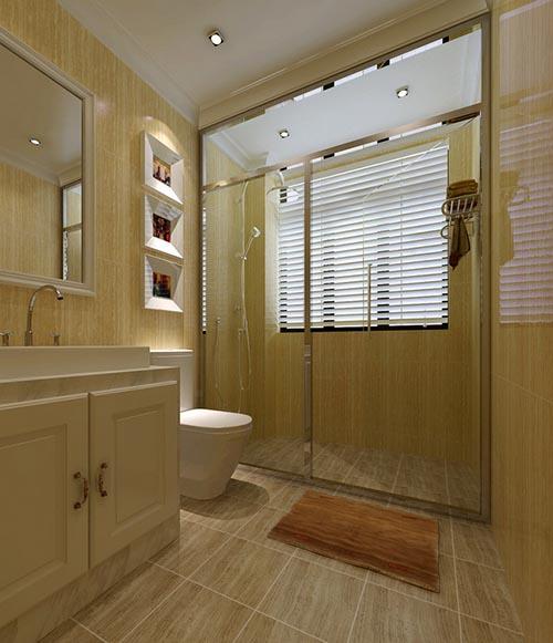 卫生间水电图布置需知