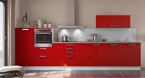 厨房里,有爱,有未来