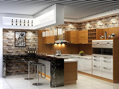 厨房改造,是整体橱柜好,还是瓷砖橱柜好?