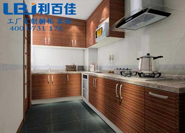 整体橱柜保养细节,利百佳教您如何把厨房变得美美哒