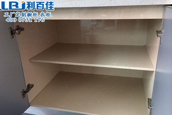 利百佳橱柜立足之根本——零甲醛环保石材橱柜