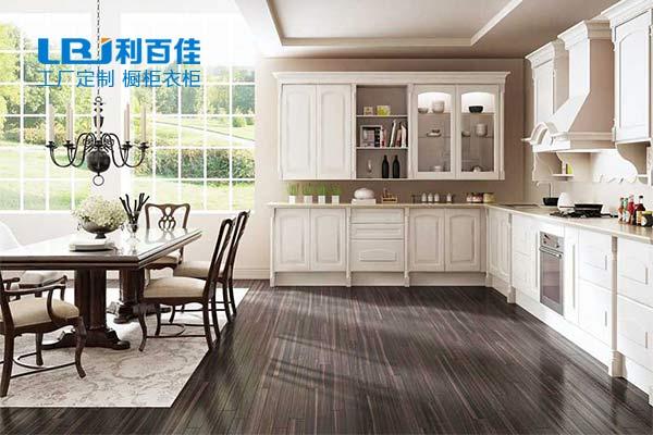 定制整体橱柜,让你的厨房充满不同色彩!