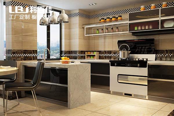 整体橱柜风格搭配出高颜值厨房,魅力无限!