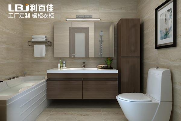 定制卫浴柜与成品卫浴柜那个更加好呢?