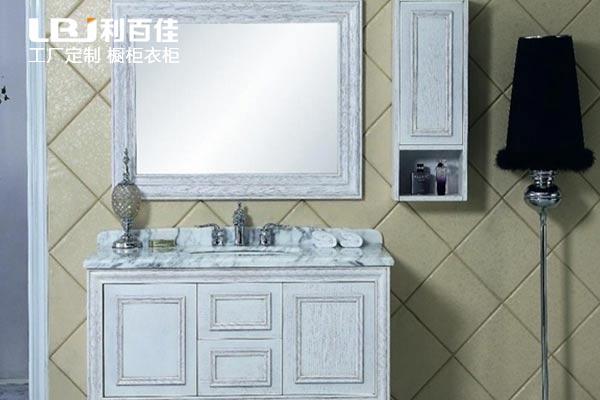 定制石材卫浴柜,让卫生间变得更加完美!