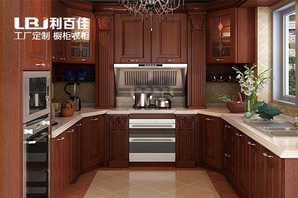 利百佳细数定制整体橱柜、家具的优点