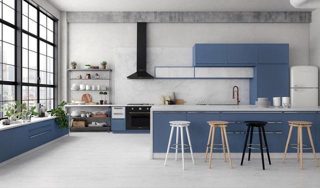 厨房装修技巧:如何选择厨房墙砖及地砖?