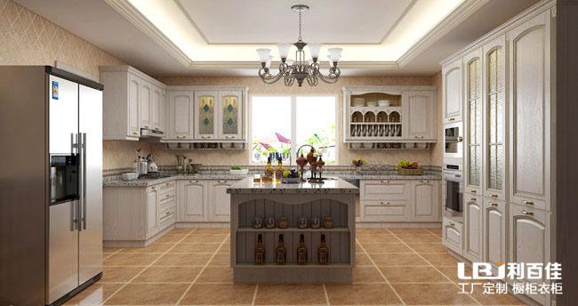 简欧风格厨房装修设计, 感受家的温馨舒适