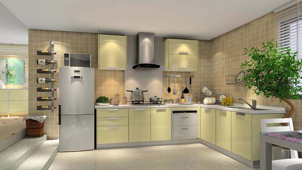 厨房装修要不要定制橱柜?