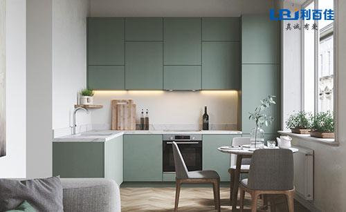 L型厨房设计为什么普遍受欢迎
