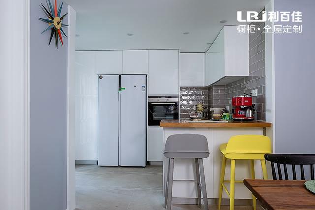 小厨房橱柜设计技巧从这四点着手!