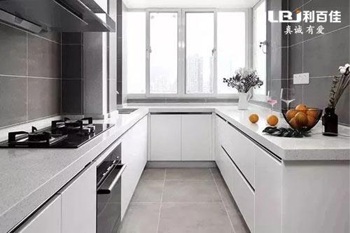 做好橱柜设计,厨房再小也不容易乱
