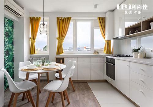 橱柜定制的那些细节事,轻松装修一个好厨房