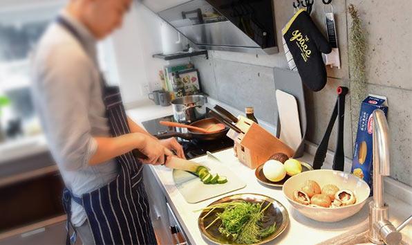 厨房橱柜动线规划,让做饭更加得心应手