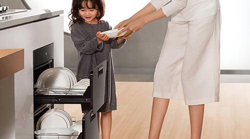 生活中的仪式感,少不了一套好厨房好橱柜