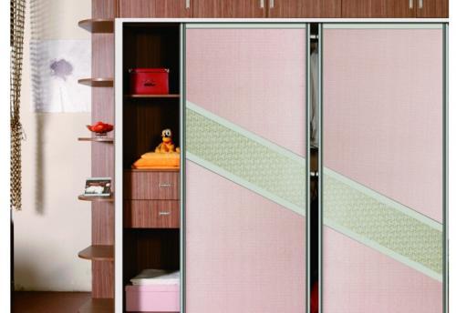 整体衣柜定制选推拉门还是平开门?折叠门又如何?
