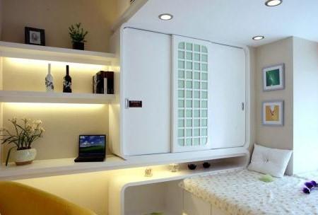 卧室小?没空间?这样做整体衣柜定制也能行!