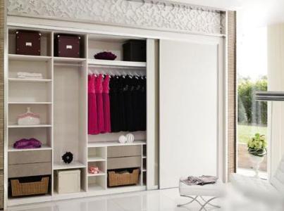 整体定制衣柜想更适用,样式材料都有要求