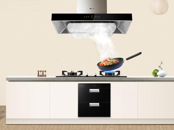 厨房电器整体橱柜品牌定制