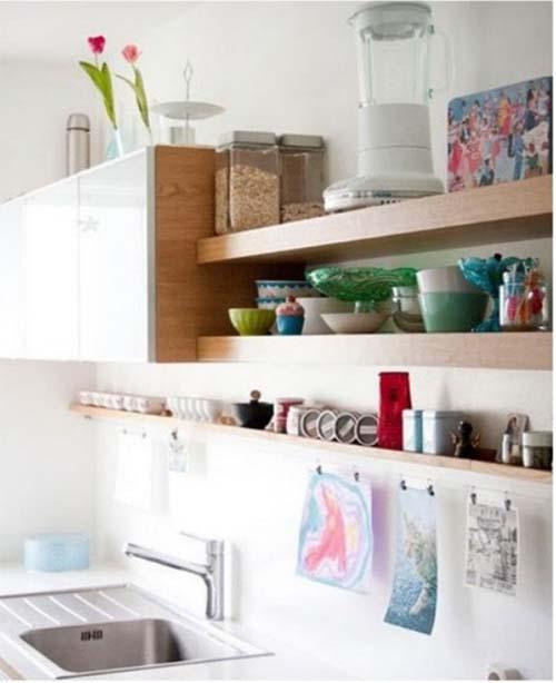 不可不知的小户型厨房设计指南