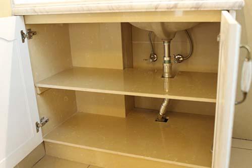 定制浴室柜石材柜体