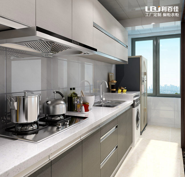 厨房整体橱柜设计
