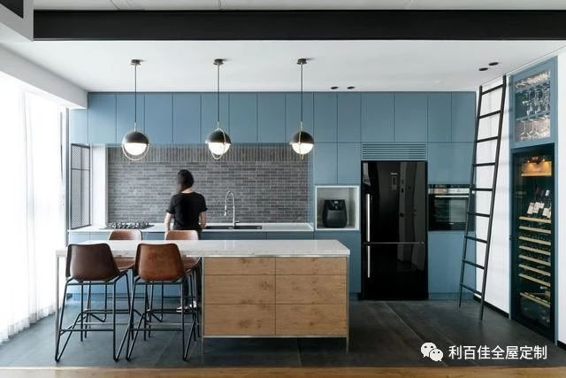 长沙开放式厨房设计